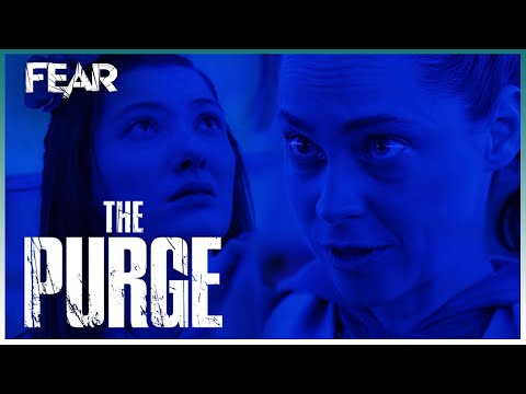 Melissa Pleads For Her Life   The Purge (TV Series)