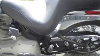 10. U1054 2004 HARLEY-DAVIDSON FXSTI SOFTAIL STANDARD FOR SALE