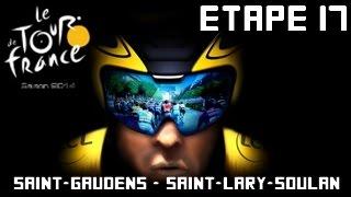 Saint-Lary-Soulan France  city photos gallery : Tour de France 2014 [PS4] | Etape 17 : Saint Gaudens - Saint Lary Soulan Pla d'Adet [HD] [Fr]