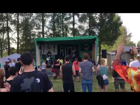Rachot Petky - LIVE Riot fest open-air Horní Loděnice 21.7.2018 4K (видео)