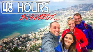 Beirut Lebanon  city photo : 48 Hours in Lebanon 2016: Beirut, Jeitta Grotto & Byblos