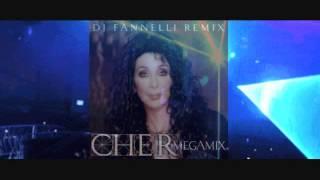 Cher Megamix (DJ Fannelli Mixed)