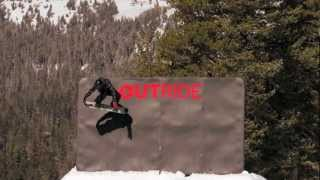 Making of the OutRide Wallride at Mammoth