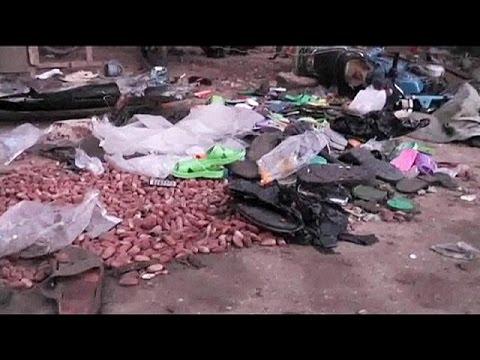 Νιγηρία: Επίθεση αυτοκτονίας με καμικάζι δεκάχρονο κορίτσι