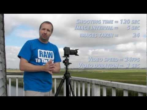 time lapse - Download Timelapse template: http://lightroom-blog.com/presets/lrtimelapse.zip Everything you need to know to get started in shooting and creating timelapse ...