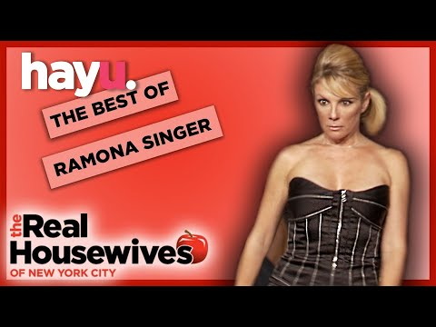 The Real Housewives of New York City | The Best Of Ramona Singer
