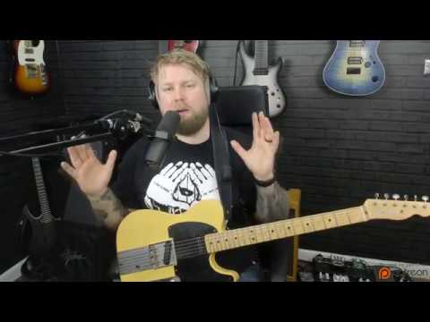 Advanced Blues Turnarounds & Endings – Rhythm Guitar Lesson