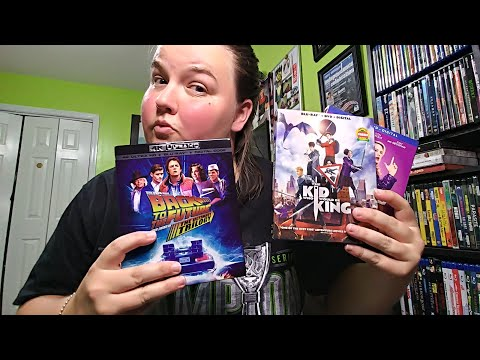 Unboxing : Back To The Future 4K Box Set And More!