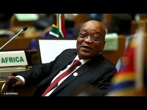 Südafrika: Opposition will Präsident Zuma stürzen