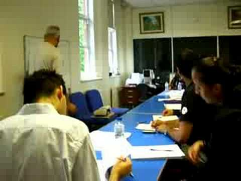 Sindhi Language Class In London, Sunday, 3rd August 2008