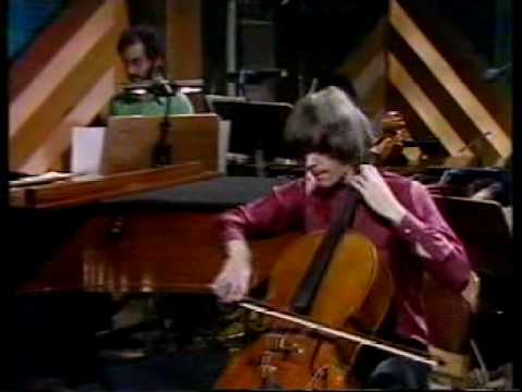 variations - Julian Lloyd Webber plays Variations with the band Colosseum II. www.julianlloydwebber.com.