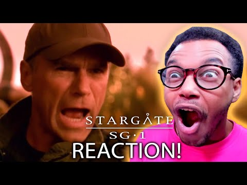 "JACK IS FUMING!   Stargate SG-1 Season 5 Episode 5 ""Red Sky"" REACTION!"