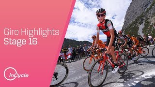 On the Queens stage of the Giro d'Italia, could an Italian conquer Stelvio Pass and the field?