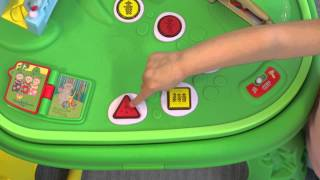 In the Night Garden - Activity Table - Fun Learning Games