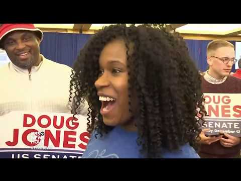 What are Alabama voters expecting from Doug Jones?