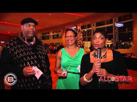 All Star Comedy Jam at the New Years Eve show