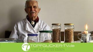 Schädigt gereinigtes Mehl, wie Weißbrot, unseren Körper?