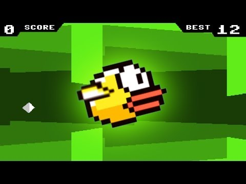 Самая сложная версия Flappy Bird