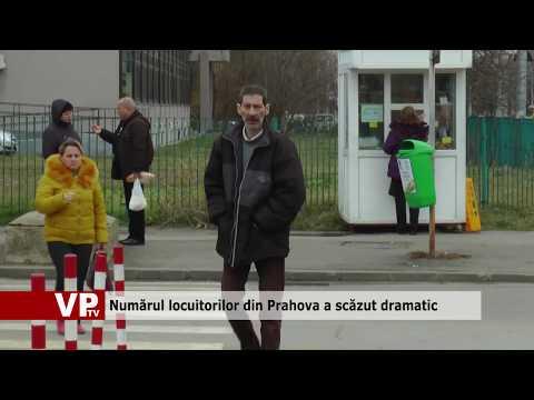 Numărul locuitorilor din Prahova a scăzut dramatic