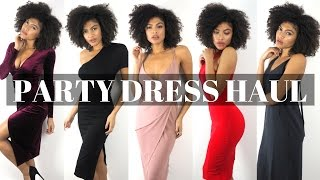 Party Dress Haul. Help me pick which to wear for Saturday! Click 'Show More' for dress details/links. :D Check out my recent...