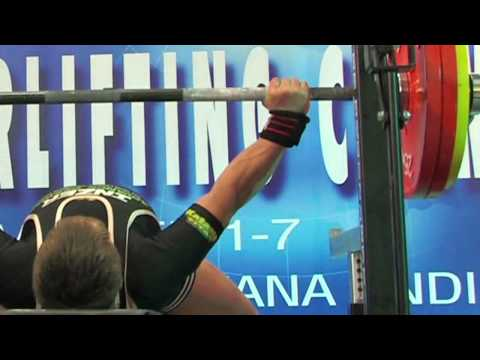 powerlifting - International Powerlifting Federation promotion video.