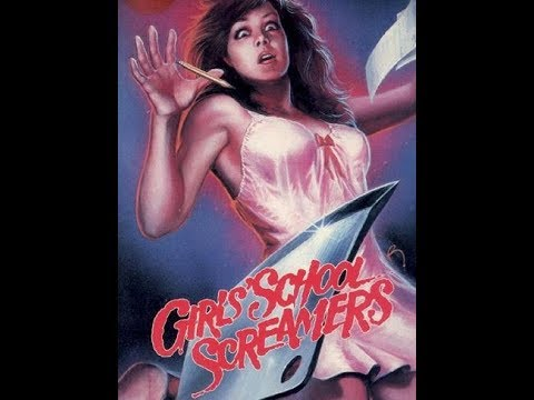 Girls School Screamers (1986) - Trailer