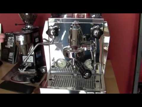 Selecting a Heat Exchange Espresso Machine