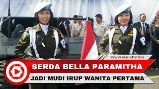 Video Serda Bella, Kowad Cantik Sopir Jokowi Saat Inspeksi Pasukan HUT TNI MP3, 3GP, MP4, WEBM, AVI, FLV November 2018