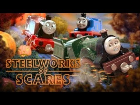 The Grand Pumpkin Crash + Boo Boo Choo Choo! | Steelworks of Scares Ep. #3 | Thomas & Friends