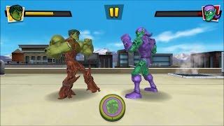 mix+smash marvel super hero mashers Hulk level 3-4
