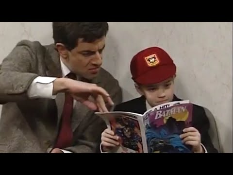 Funny movies - Beaning Bean  Funny Clips  Classic Mr Bean