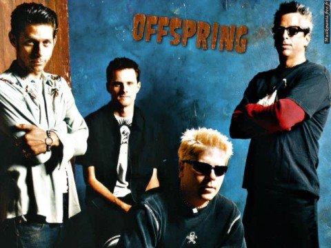 The Offspring - Next To You lyrics