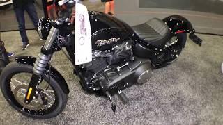 8. 2018 Harley-Davidson Softail Street Bob