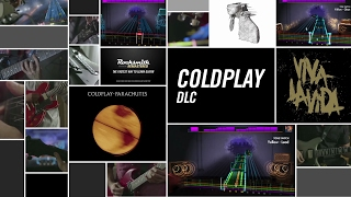 "Learn to play 6 alternative rock hits by British megastars Coldplay! ""Yellow,"" ""Clocks,"" ""Viva La Vida,"" ""Fix You,"" ""In My Place,"" and ..."