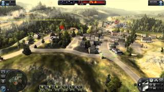World in Conflict videosu