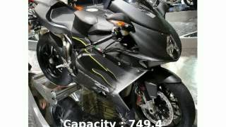 """7. MV Agusta F4 SP01 """"Viper� Review & Specification"""