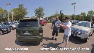 Autoline's 2008 Jeep Compass Sport Walk Around Review Test Drive