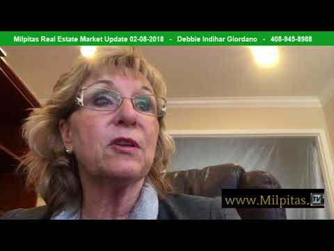 Milpitas Real Estate Market Update 02-08-2018