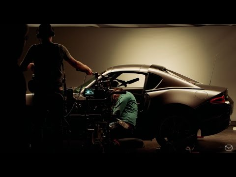 Behind the scenes with the all-new MX-5 RF