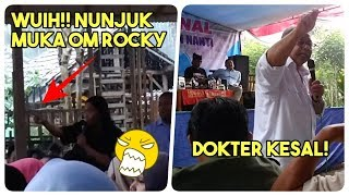 Download Video Nunjuk Muka! Pemuda Ini Kalap Melawan IQ Rocky Gerung! MP3 3GP MP4