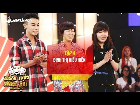Thách thức danh hài mùa 3 tập 4 cô gái may mắn được Trấn Thành hát mừng sinh nhật