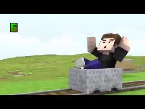 Top 6 videos engraçados de minicraft