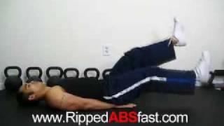 تقوية عضلات البطن