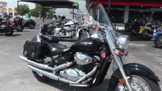 9. 2007 Suzuki C50 Boulevard - Used Motorcycle For Sale
