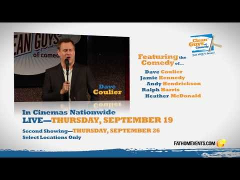 Dave Coulier Clean Guysᵀᴹ of Comedy Trailer