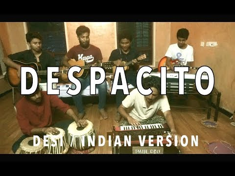 Video Despacito - Luis Fonsi ft. Daddy Yankee (Cover) | Desi version - Indian cover | V Minor download in MP3, 3GP, MP4, WEBM, AVI, FLV January 2017