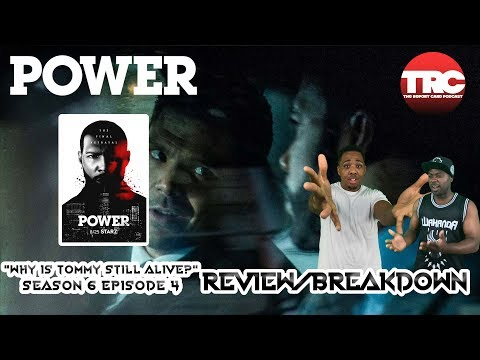"Power Season 6 Episode 4 - ""Why is Tommy still alive?"" Reaction/Review"