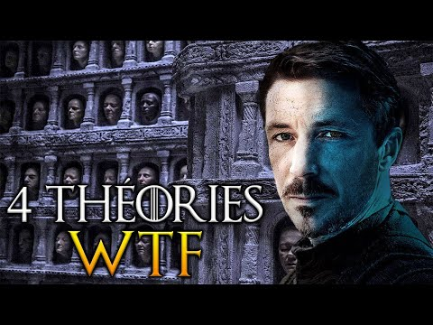 4 théories WTF dans Game of Thrones (ft. Iro Sef)