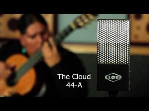 Gabriel Ayala on recording with the Cloud 44-A Ribbon Mic - 2014 TEC Award Nominee