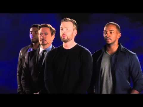 Captain America: Civil War (Clip 'Truth Is Marching On')